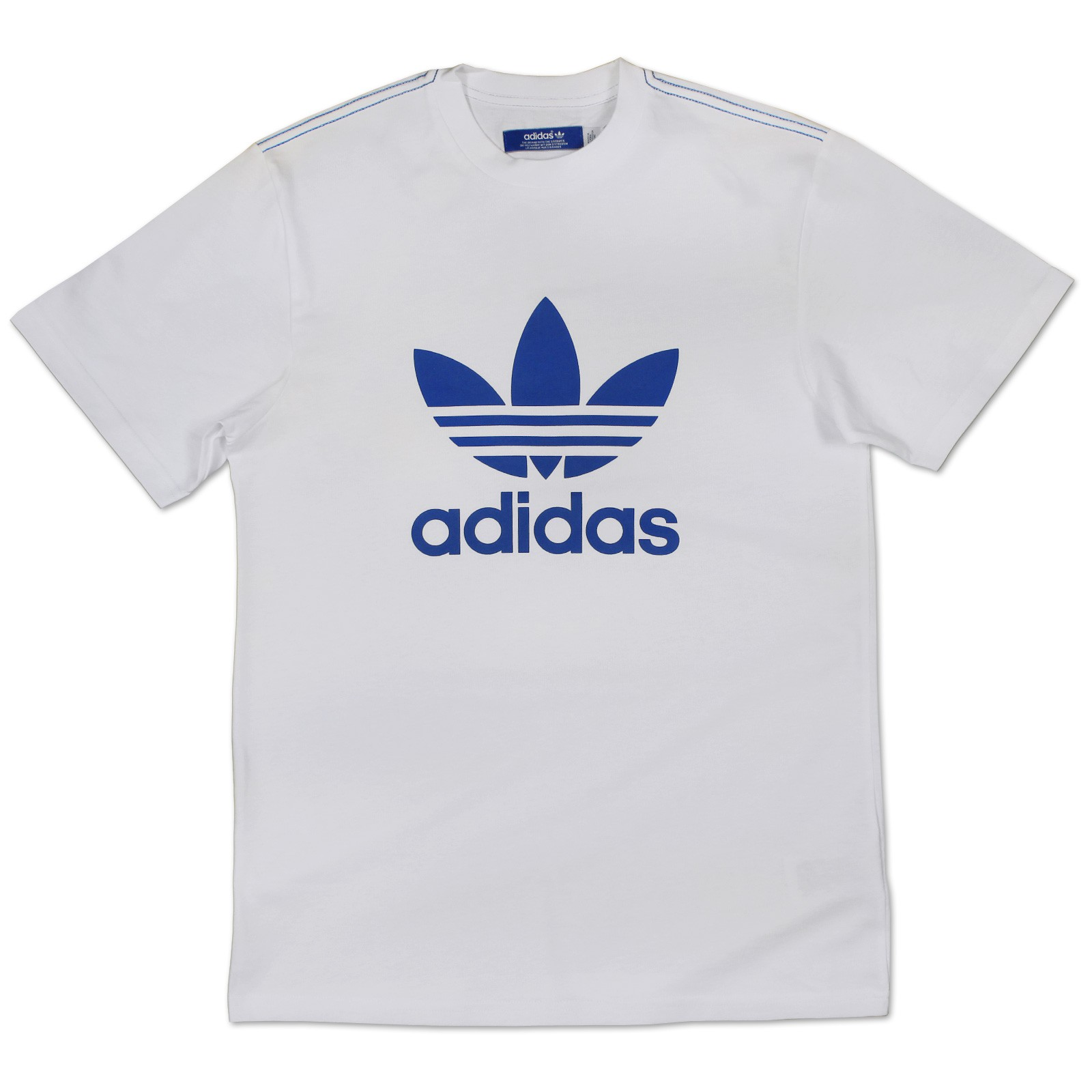 adidas originals trefoil tee herren freizeit 80er t shirt. Black Bedroom Furniture Sets. Home Design Ideas