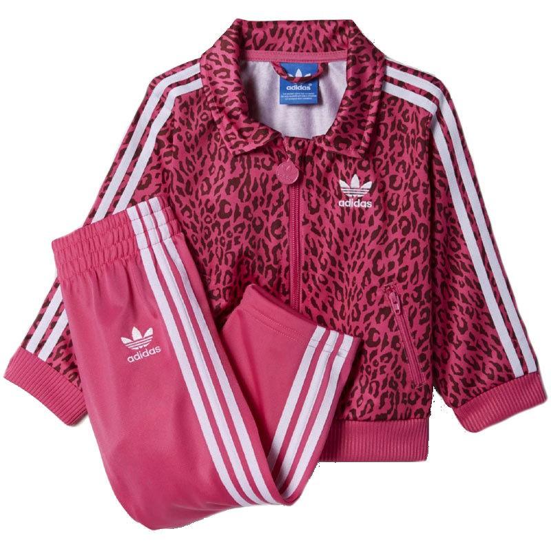Adidas Anzug Leopard