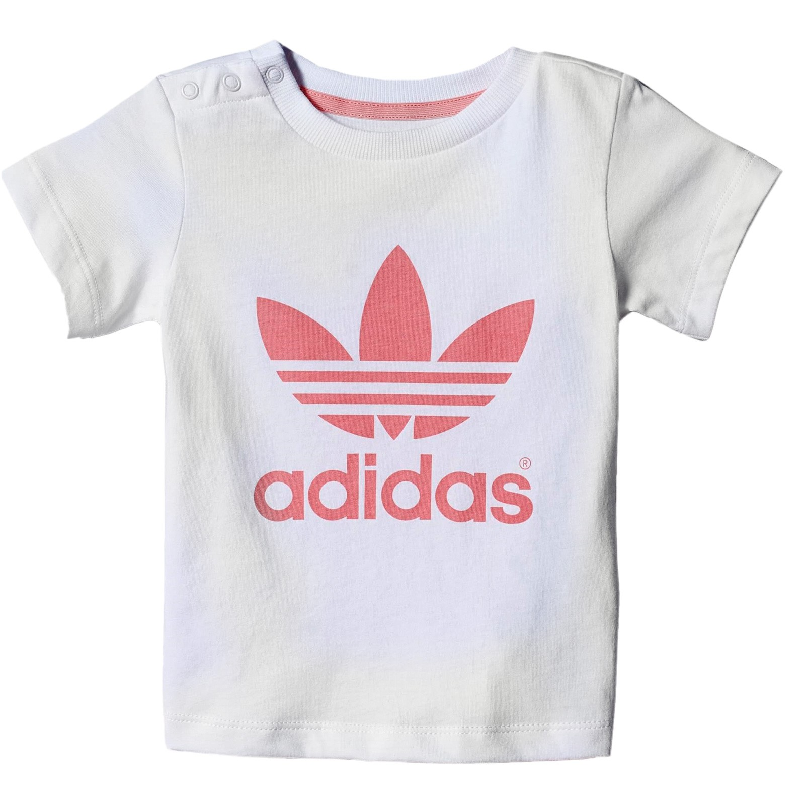 adidas originals adicolor baby trefoil tee kids activities. Black Bedroom Furniture Sets. Home Design Ideas