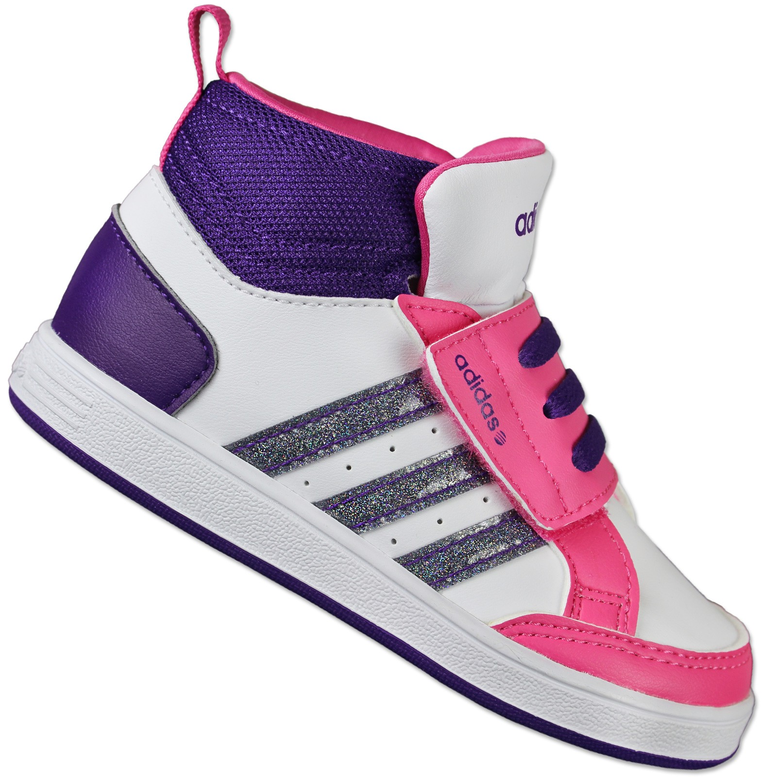 ADIDAS NEO HOOPS CMF Mid Babyschuhe Kinder Schuhe F98535
