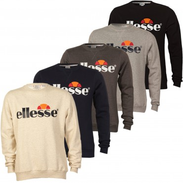 ellesse smash sweatshirt herren pullover langarm shirt. Black Bedroom Furniture Sets. Home Design Ideas