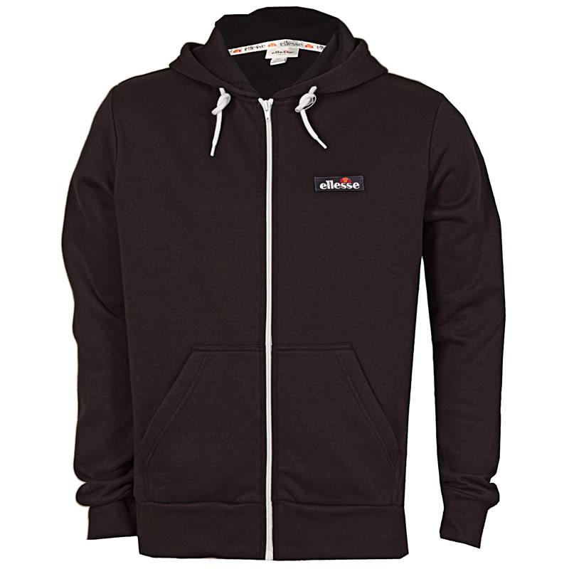 ellesse zip hoodie sweatjacke sweatshirt kapuzen pullover. Black Bedroom Furniture Sets. Home Design Ideas