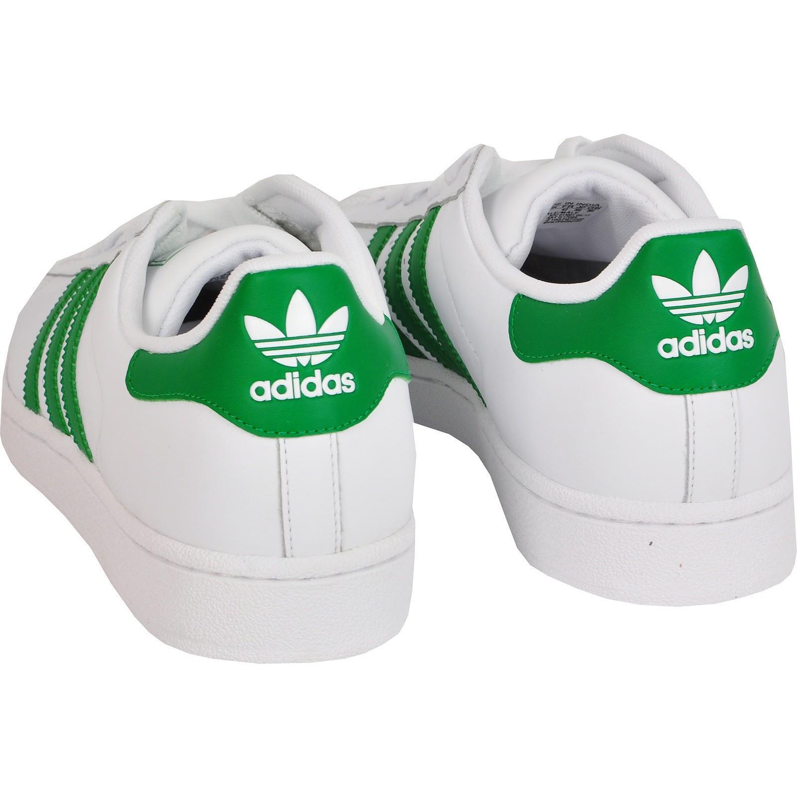 Adidas Superstar Muster Streifen