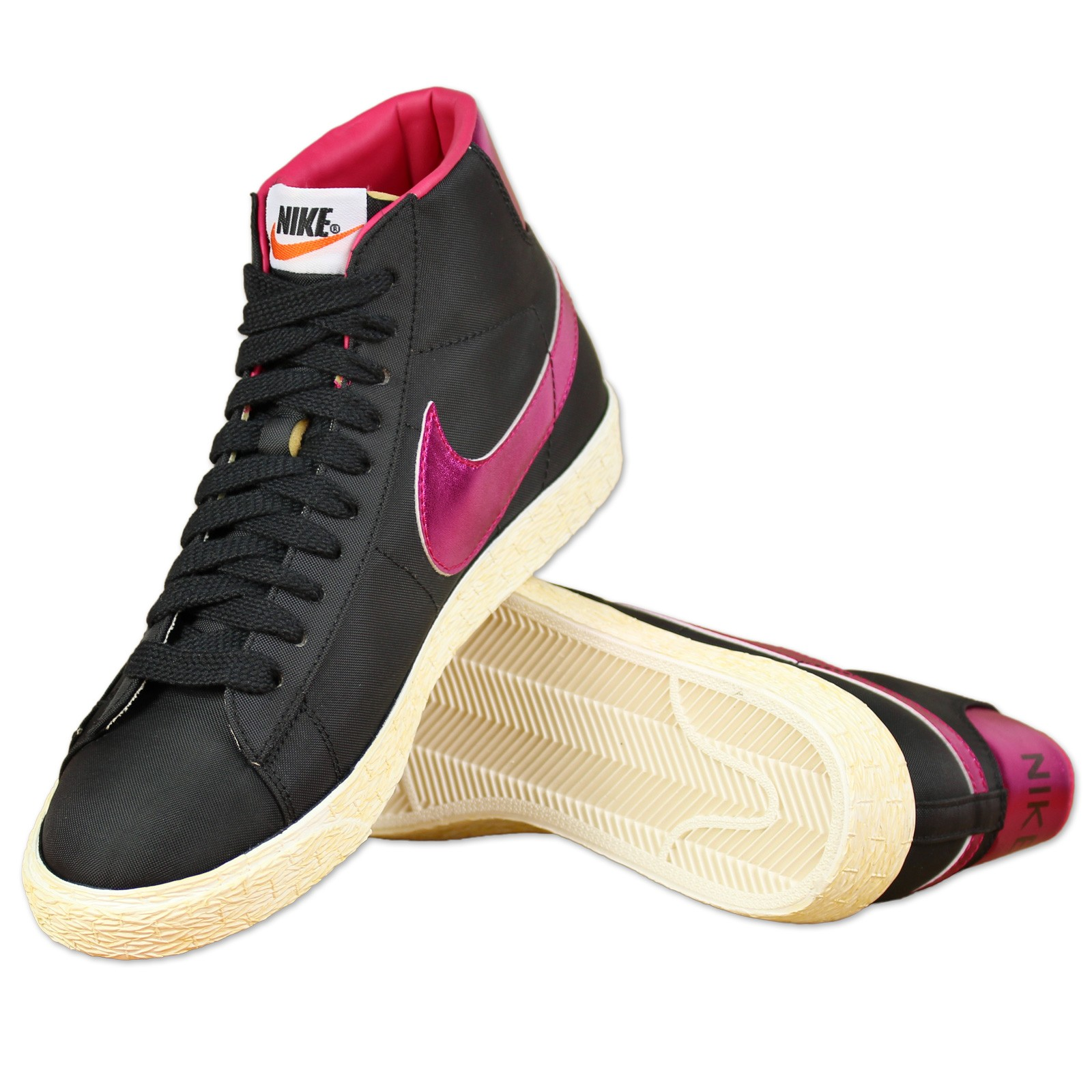 Nike Glossy Purple Shoes For Women
