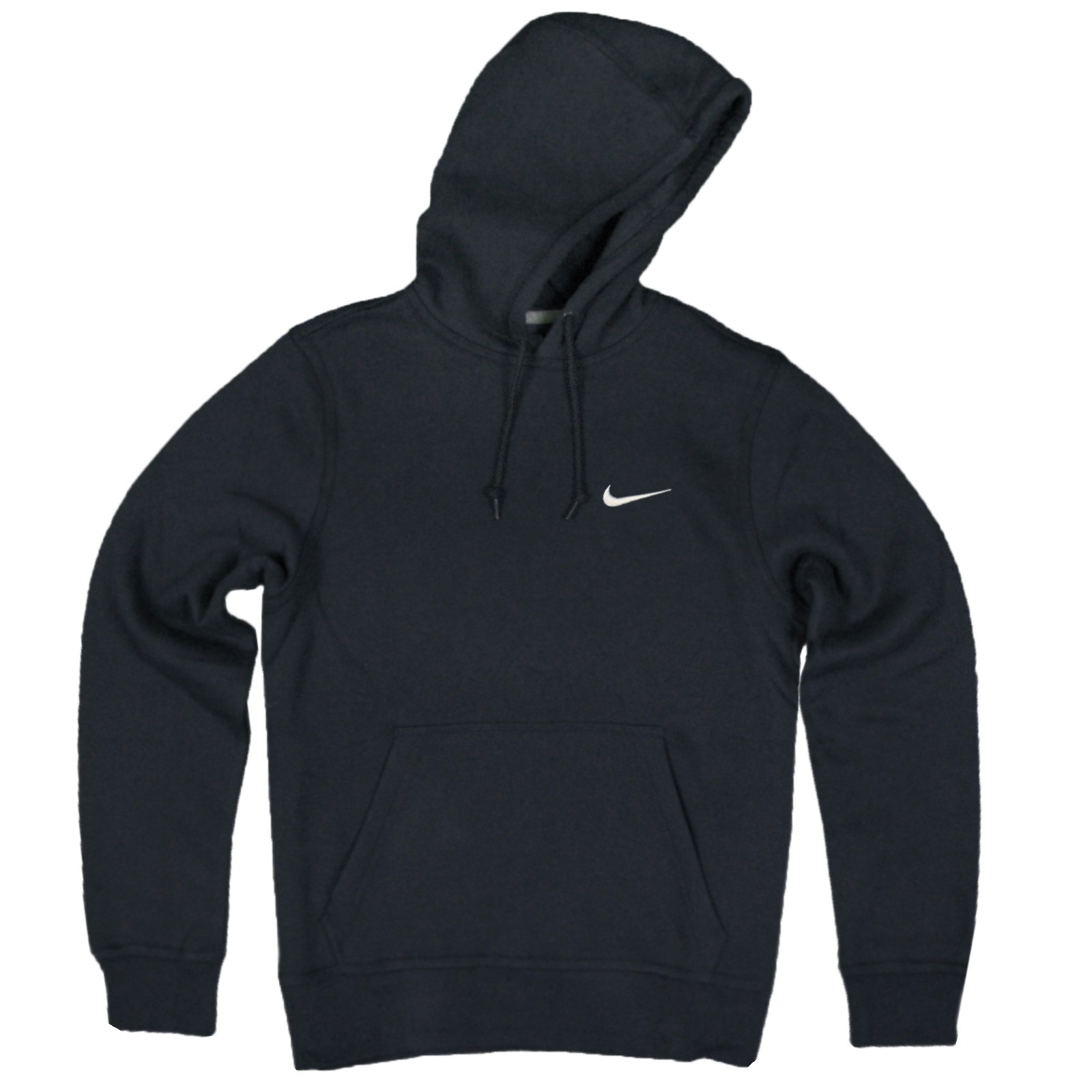 nike swoosh hoodie fleece kapuzen pullover club hoody. Black Bedroom Furniture Sets. Home Design Ideas