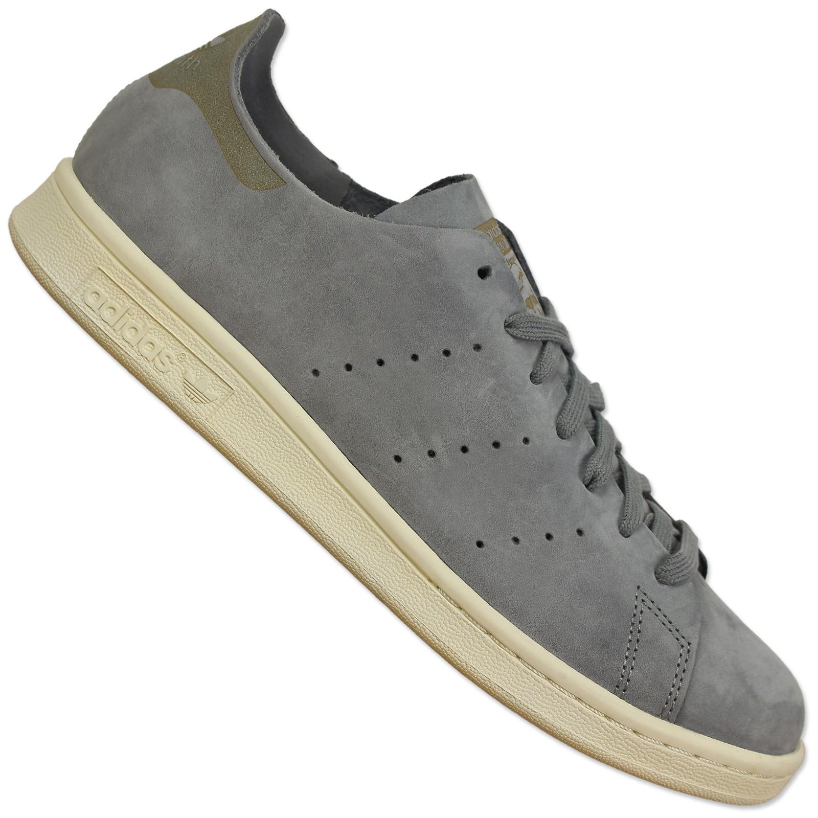 adidas originals stan smith op clean sneaker s79465 grau. Black Bedroom Furniture Sets. Home Design Ideas