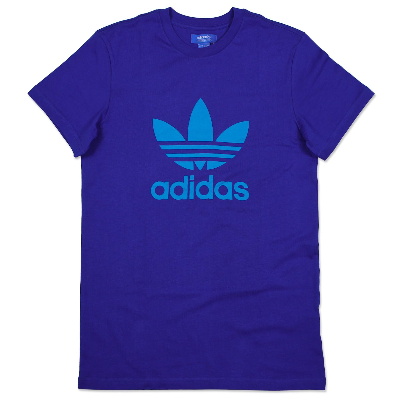 Adidas Originals Adi Trefoil Tee Herren Freizeit Kult T