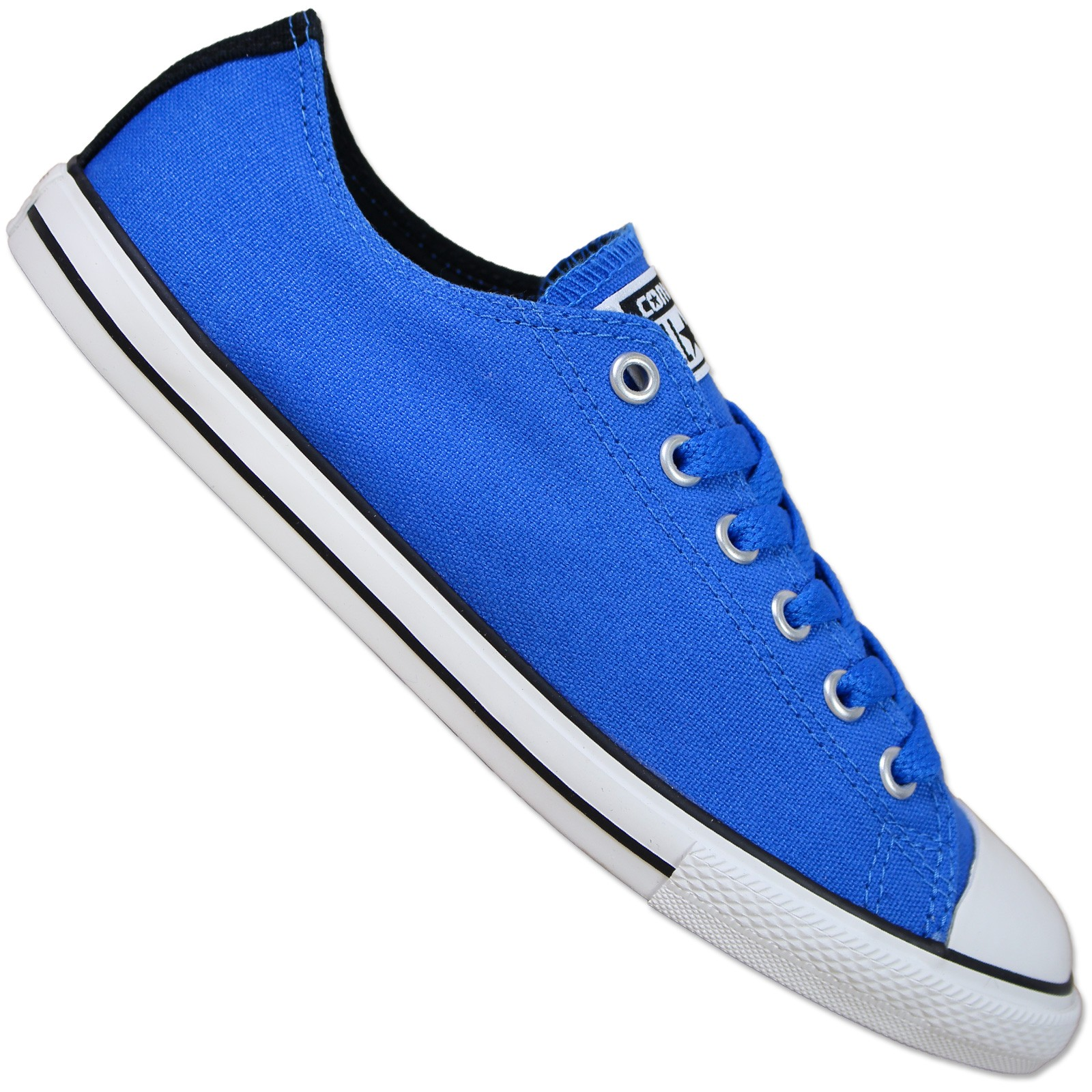 converse ct east coater star chuck taylor ox schuhe blau. Black Bedroom Furniture Sets. Home Design Ideas