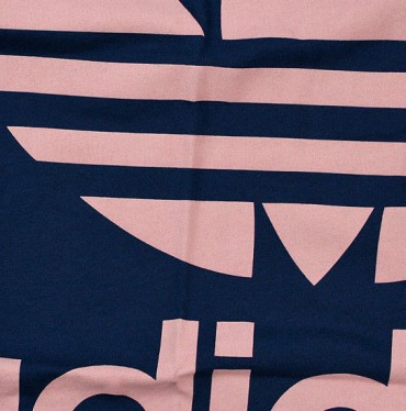 ADIDAS ORIGINALS Graphic Trefoil Shirt - blau – Bild 3