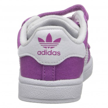 ADIDAS ORIGINALS Superstar II - lila/weiß – Bild 3