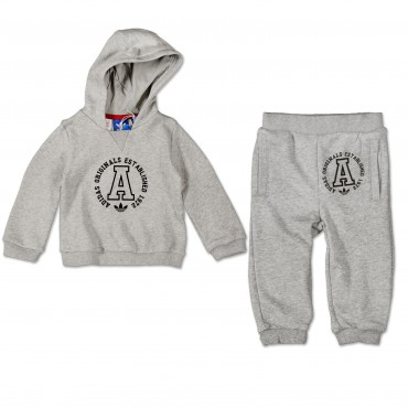 ADIDAS ORIGINALS Infant Teddy Track Suit – Bild 5