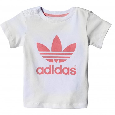 ADIDAS ORIGINALS Adicolor Kinder Trefoil Tee