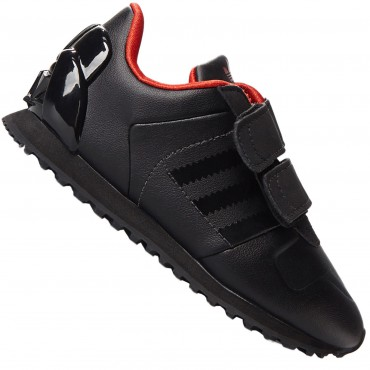 ADIDAS ORIGINALS ZX 700 Star Wars Darth Vader Sneaker – Bild 1