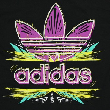 ADIDAS ORIGINALS G Ethnic Evo Shirt – Bild 2
