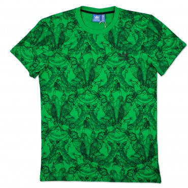 ADIDAS ORIGINALS All Over Print Carnovsky Tee – Bild 1