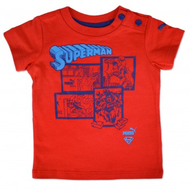 PUMA Superman Baby T-Shirt