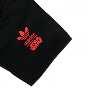 adidas star wars sweatshirt red