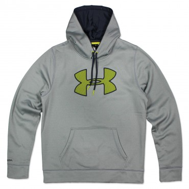 UNDER ARMOUR Storm AF Big Logon Kapuzenpullover – Bild 1