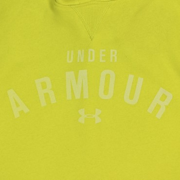 UNDER ARMOUR Warm Up Damen Sweatshirt – Bild 2