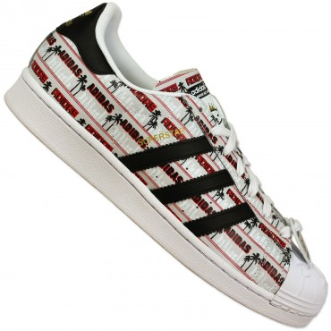 ADIDAS ORIGINALS Superstar La Palm Nigo Bear – Bild 1