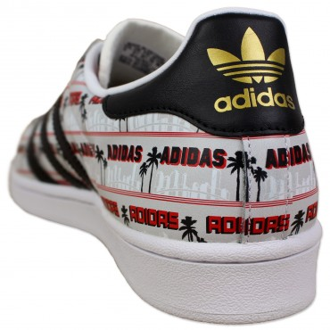 ADIDAS ORIGINALS Superstar La Palm Nigo Bear – Bild 3