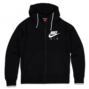 NIKE Swoosh Air Hooded Sweatjacke – Bild 2