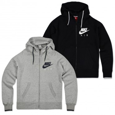 NIKE Swoosh Air Hooded Sweatjacke – Bild 1