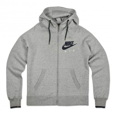 NIKE Swoosh Air Hooded Sweatjacke – Bild 4