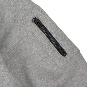 NIKE Brushed Crew Club Fleece Sweatshirt – Bild 3