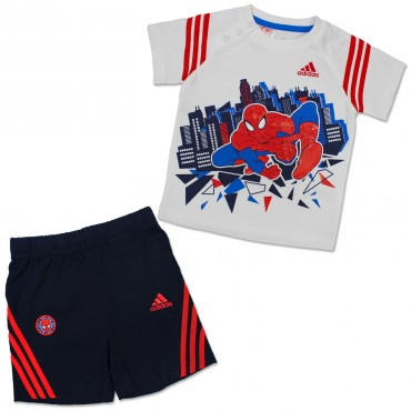 ADIDAS Kinder Marvel Spiderman Sommer Set – Bild 1