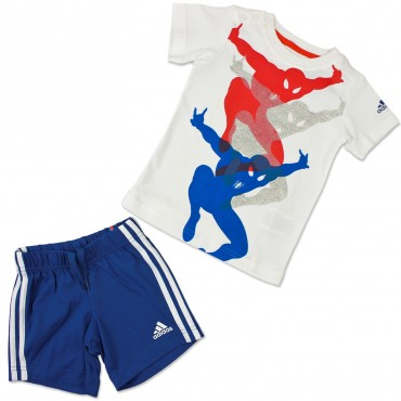 ADIDAS Kinder Marvel Spiderman Set – Bild 1