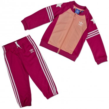 ADIDAS ORIGINALS Superstar Track Suit – Bild 1