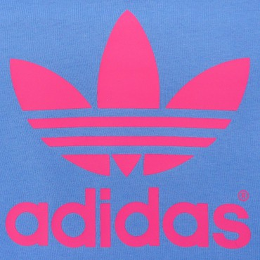 ADIDAS ORIGINALS Junior Trefoil Shirt  – Bild 2