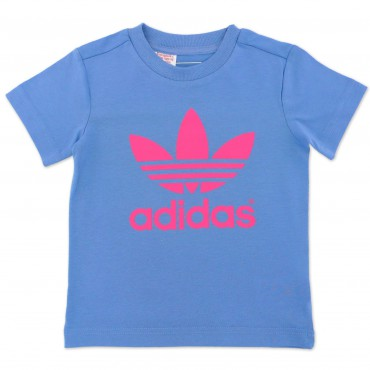 ADIDAS ORIGINALS Junior Trefoil Shirt  – Bild 1