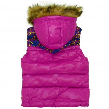 PUMA ILP Dotty Down Vest – Bild 4