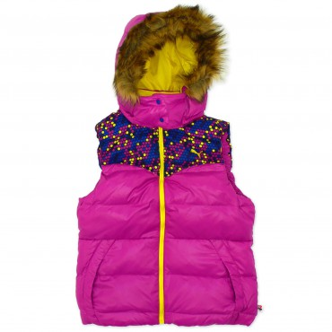 PUMA ILP Dotty Down Vest – Bild 1